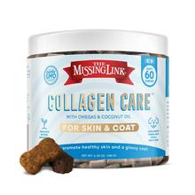The Missing Link Collagen Care Soft Dog Chews - Skin & Coat