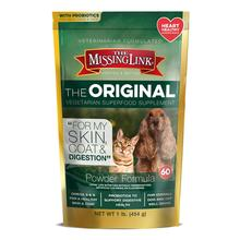 The Missing Link Original Superfood Supplement for Dogs and Cats - Vegetarian Digestive