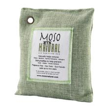 Moso Natural Air Purifying Bag - Green