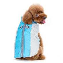 Mountain Hiker Dog Coat by Dogo - Blue