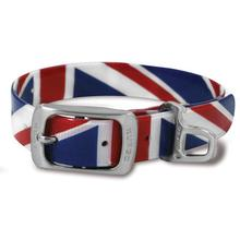 Muck Dog Collar by Kurgo - Union Jack