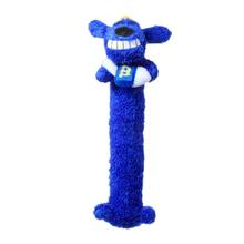 Loofa Hanukkah Dog Toy - Blue