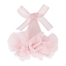 Muse Party Hat Dog Bow By Pinkaholic - Pink