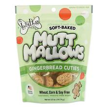 The Lazy Dog Mutt Mallows Soft-Baked Dog Treats - Gingerbread Cuties