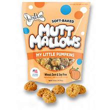 Mutt Mallows Soft-Baked Dog Treats - My Little Pumpkins