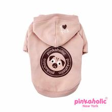My Pug Dog Hoodie by Pinkaholic - Pink