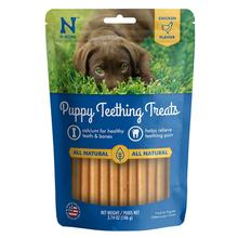 N-Bone Puppy Teething Sticks Dog Treats - Chicken