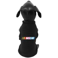 NASCAR Dog T-Shirt - Black