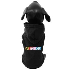 NASCAR Hooded Dog Shirt - Black