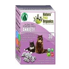 Natura Petz Organics Anxiety Starter Pack for Cats