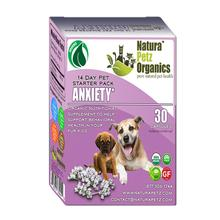Natura Petz Organics Anxiety Starter Pack for Dogs