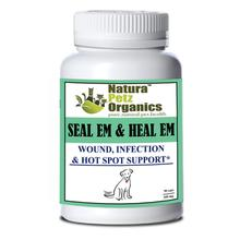 Natura Petz Organics Seal'em & Heal'em Dog Supplement