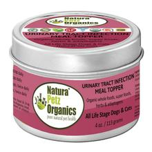 Natura Petz Organics Urinary Tract Infection Dog & Cat Meal Topper
