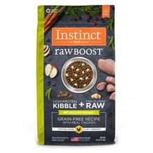 Nature's Variety Instinct Raw Boost Healthy Weight Dog Food - Real Chicken