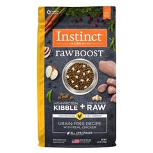 Nature's Variety Instinct Raw Boost Dog Food - Real Chicken