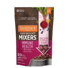 Nature's Variety Instinct Raw Boost Mixers Dog Food Topper - Immune Health