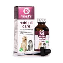 NaturPet Hairball Care for Cats and Dogs