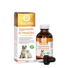 NaturPet Ligaments & Muscles Supplement for Dogs and Cats