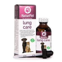 NaturPet Lung Care Supplement for Dogs and Cats