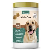 NaturVet All-in-One Soft Chew Dog Supplement