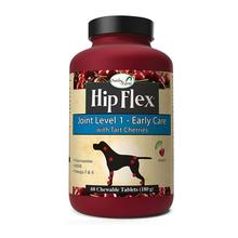 NaturVet Overby Farm Hip Flex Dog Chewable Tablets - Level 1 Early Care
