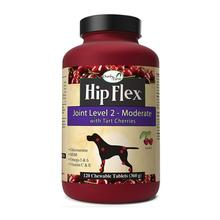 NaturVet Overby Farm Hip Flex Dog Chewable Tablets - Level 2 Moderate