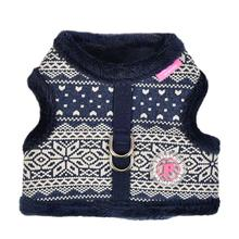 Neige Pinka Dog Harness by Pinkaholic - Navy
