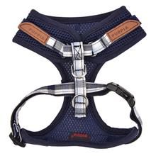 Neil Basic Style Superior Dog Harness by Puppia Life - Navy