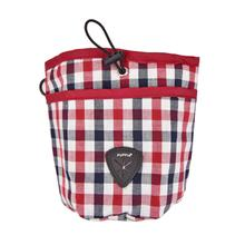 Neil Dog Treat Bag by Puppia Life - Wine