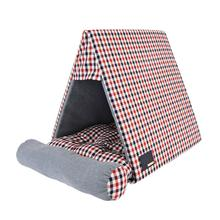 Neil House Dog Bed by Puppia Life - Wine