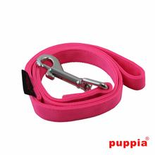 Neon Dog Leash by Puppia - Pink
