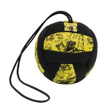 Neoprene Volleyball Dog Toy by Body Glove - Yellow