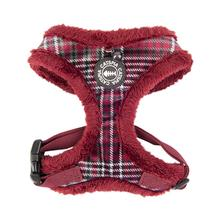 Neve Basic Style Cat Harness by Catspia - Wine