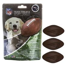 New England Patriots Dog Treats