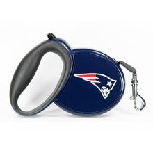 New England Patriots Retractable Dog Leash