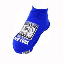 New York Dog Sweater by Parisian Pet - Blue