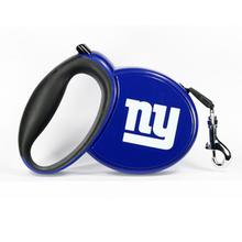 New York Giants Retractable Dog Leash