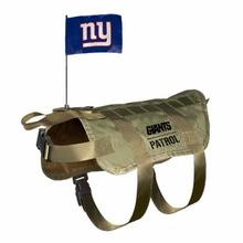 New York Giants Tactical Vest Dog Harness