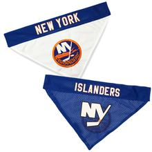 New York Islanders Reversible Dog Bandana Collar Slider
