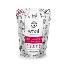 The New Zealand Natural Pet Food Co. Woof Freeze Dried Dog Treats - Lamb Green Tripe