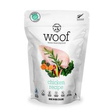 The New Zealand Natural Pet Food Co. Woof Freeze Dried Dog Food - Chicken