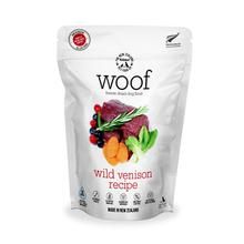 The New Zealand Natural Pet Food Co. Woof Freeze Dried Dog Food - Wild Venison