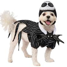 Nightmare Before Christmas Jack Skellington Dog Costume by Rubies