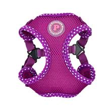 Niki Comfort Dog Harness By Pinkaholic - Purple
