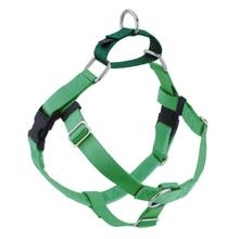 No-Pull Dog Harness Deluxe Training Package - Neon Green