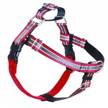 No-Pull Dog Harness Deluxe Training Package - Red Reflective
