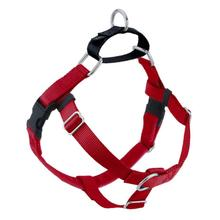 No-Pull Dog Harness Deluxe Training Package - Red and Black
