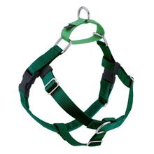 No-Pull Dog Harness Deluxe Training Package - Kelly Green