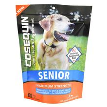 Cosequin®️ Senior Maximum Strength Joint Health Supplement Dog Soft Chews by Nutramax®️