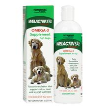 Welactin®️ Canine Omega-3 Liquid Dog Supplement by Nutramax®️